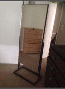 Stand up mirror find or advertise other furniture items for Large stand up mirror