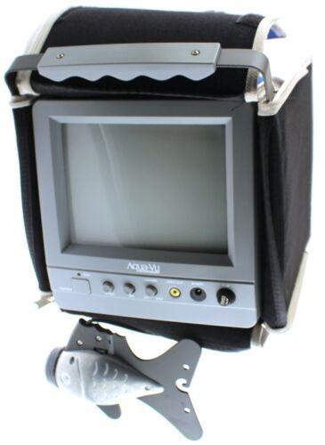 Aqua vu underwater ice fishing video camera under water for Underwater ice fishing camera