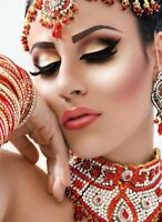 Makeup and hair artistry