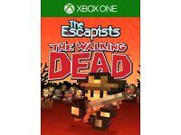 The escapists walking dead edition Xbox one