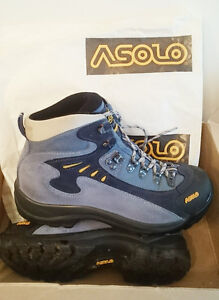 Women's ASOLO hiking boots size 8.5 bottes d'escalade ASOLO