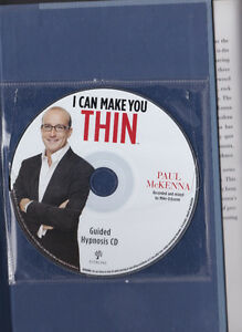 I CAN MAKE YOU THIN book, by Paul McKenna London Ontario image 2