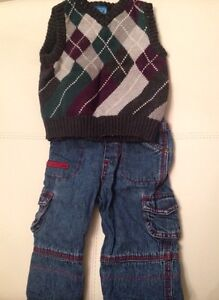 Boys Dressy outfit - 6-9m