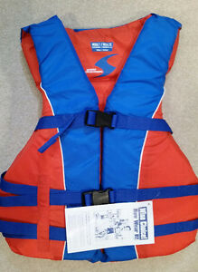 New Adult/Youth Life Jacket for 90+ lbs