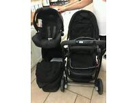 Graco evo travel system with accessories