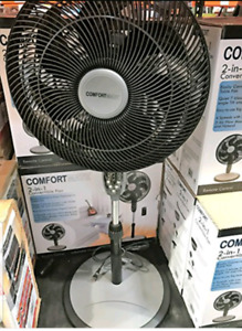 2 IN 1 Fan NOW ONLY 49.99 with REMOTE TAXES INCLUDED!!