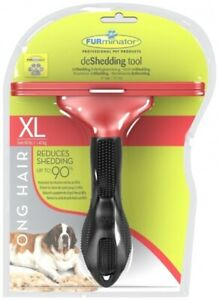 Furminator De-Shedding tool Extra Large, Long Hair