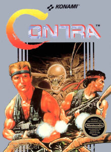 LOOKING TO TRADE FOR A MINT WORKING COPY OF CONTRA FOR NES