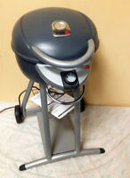 Char-Broil ELECTRIC TRU-Infrared  Patio /Balcony Grill SEE VIDEO