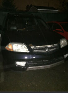 2003 Acura MDX SUV 7 seater fully loaded