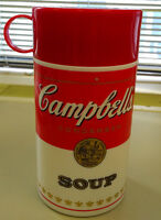CAMPBELL'S CONDENSED SOUP CAN-TAINER Thermos Bottle 340 ml 11.5 Longueuil / South Shore Greater Montréal Preview