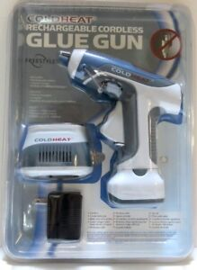 COLDHEAT Rechargeable Cordless Glue Gun