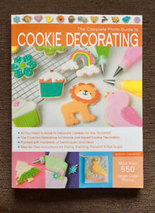 NEW: The Complete Photo Guide to Cookie Decorating