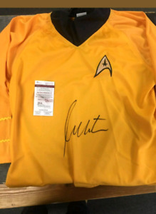 William Shatner Signed Star Trek Shirt