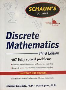 Schaum's Discrete Mathematics (3rd ed)