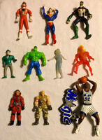 Action figures $2 each