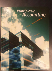 Principles of Accounting ( Fourth Edition )