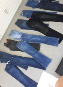 JEANS AND PANTS LOT