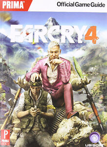 Far Cry 4: Prima Official Game Guide - BRAND NEW