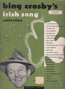 Bing Crosby's Irish Song Collection (Vintage Songbook)