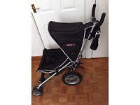 micralite pushchair stroller £35