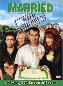Married with children dvd's