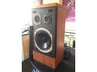 Vintage Goodmans Goodwood Speakers