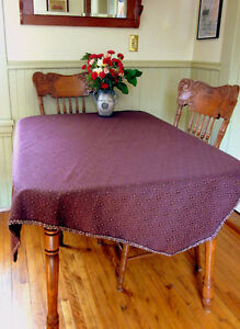 Victorian Style Table cover