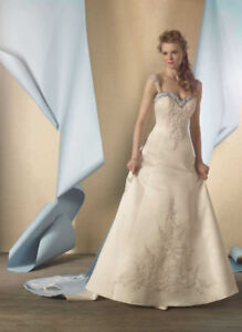 Custom Wedding Gown For Sale