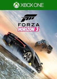 Forza Horizon 3 (Sealed/Brand new)