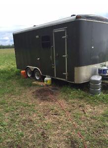 Outdoor special trailer