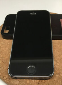 $160$ IPhone 5s 16Gig Telus Space Grey