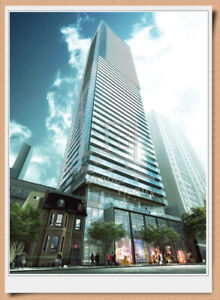 Renting a master room in Karma condo located at Yonge and Colleg