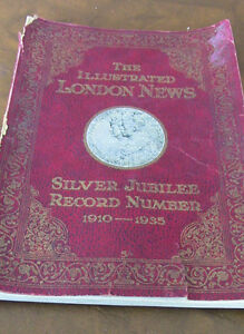 Illustrated London News SILVER JUBILEE ISSUE GEORGE V 1910-1935