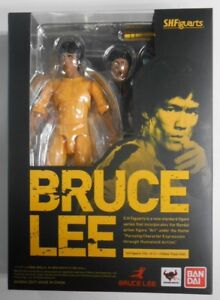 Bandai SH Figuarts Bruce ・ Lee (Yellow Track Suit