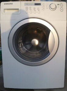 Very New Samsung Front Load Washer, excellent condition