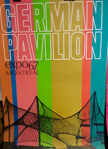 Posters Expo 67