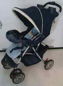 Stroller (Graco) for baby/enfant