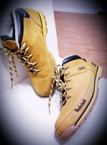 Timberland Shoes (Leather Boots)