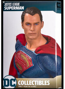 Justice League Movie Superman Statue 13 inch $130.00