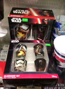 Star Wars Glassware