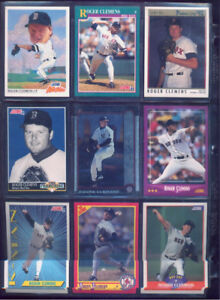 MLB Baseball card lots