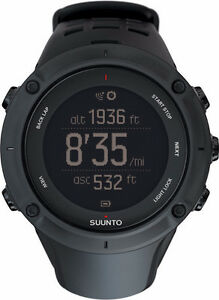 MONTRE SUUNTO Ambit3 Peak Black GPS RV 690.00$ ***NEUVE***