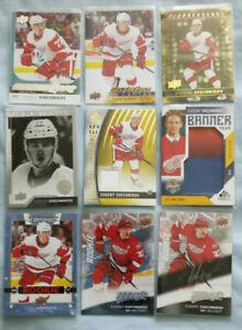 Shaw Carrier Svechnikov Dubois Hockey Rookie Cards Ex-Eagles