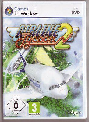 Airline Tycoon 2 Simulation Wirtschaftssimulation PC Spiel