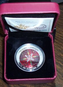 "$25 ""Christmas Ornament"" coin – 2015"