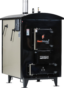 Wood Fired Furnace/Boiler  Made in Canada