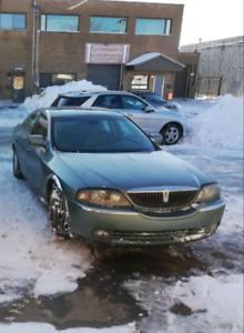 "Lincoln Ls 2003 ""v6 3.0"""