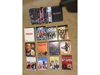 19 DVD's & 13 DVD Boxsets Job Lot