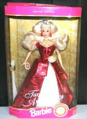 BARBIE ORIGINAL DOLL, Special Edition , Target 35th Anniversary
